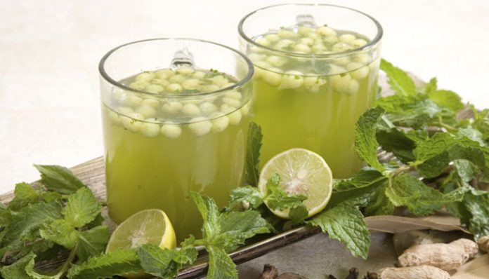 Drink up Jaljeera for good health