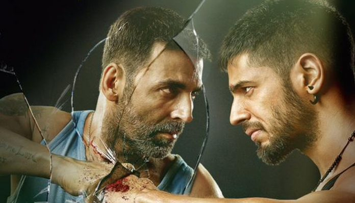 Sidharth was scared to fight with Akshay