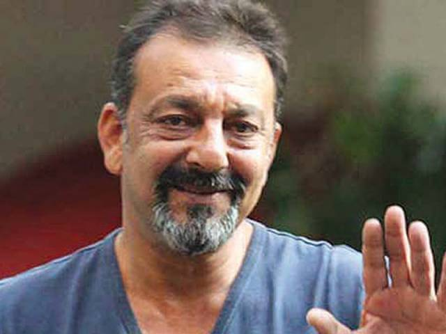 Just want to be me: Sanjay Dutt'