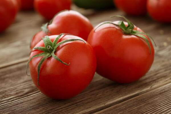Nutrient in tomatoes