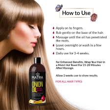 Onion Hair Fall Oil