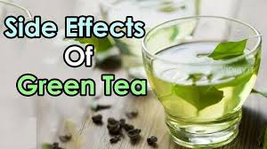 Side Effects of Green Tea on Health