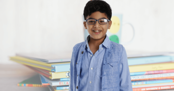 8 year old Indian boy in Johns Hopkins 'brightest students in the world