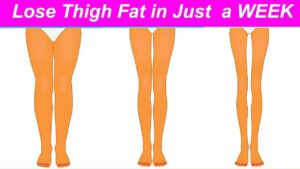 Get rid of fat thighs