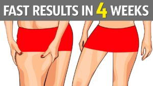 How to get rid of fat thigh