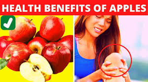health benefit of apple