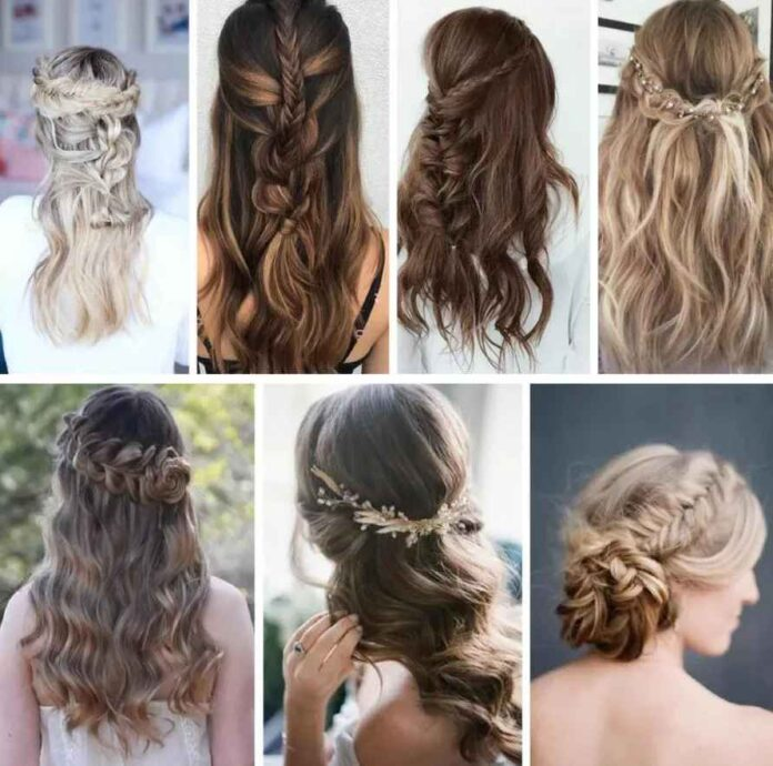 Beautiful Indian Wedding Hairstyles for Every Bride