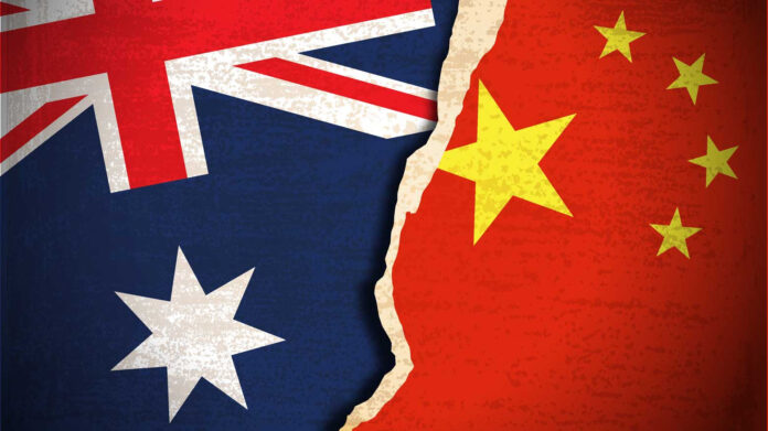China hits out at 'provocative' Australian rejecting of Belt and Road Initiative
