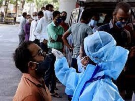 India Reports Over 2.5 lakh New COVID-19 Cases & 1,761 Passing's