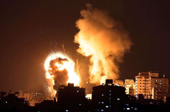 20 killed in Palestine as Israel launches retaliatory airstrikes