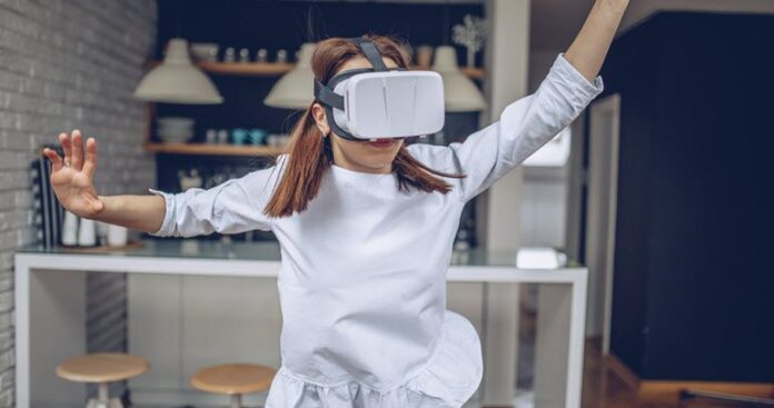 Researchers use virtual reality to evoke empathy in healthcare