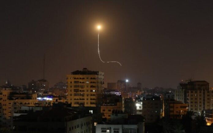 Three rockets launched from Gaza Strip toward southern Israel Israel Defense Forces