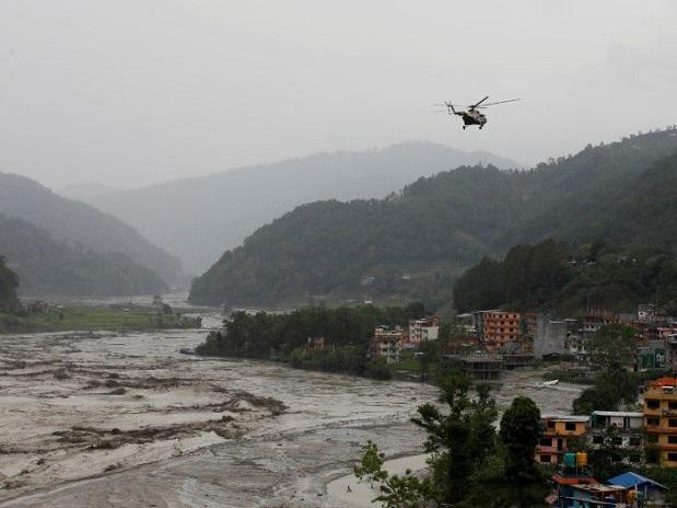 3 Indians among 20 missing in flash floods in central Nepal