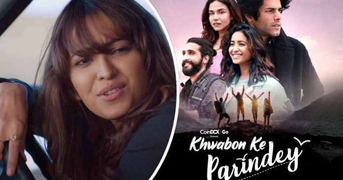 A road trip from Melbourne to Perth 'web-series khwabon ke parindey' releasing on 14th june