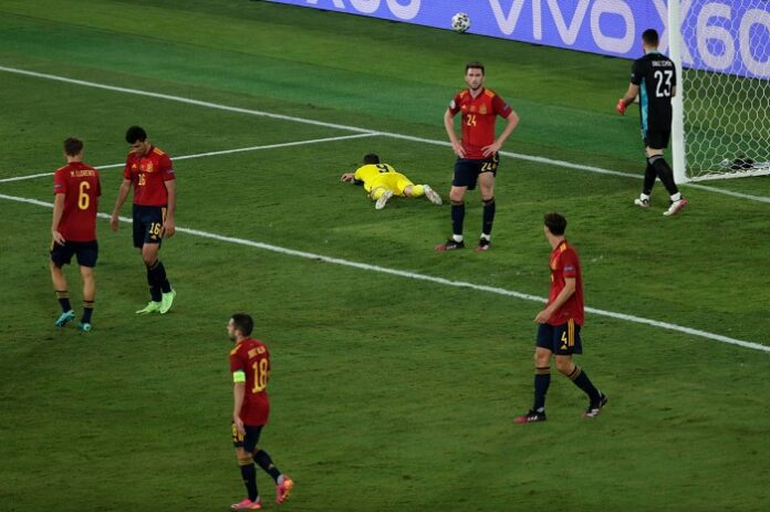 Euro 2020 Spain held to goalless draw by Sweden