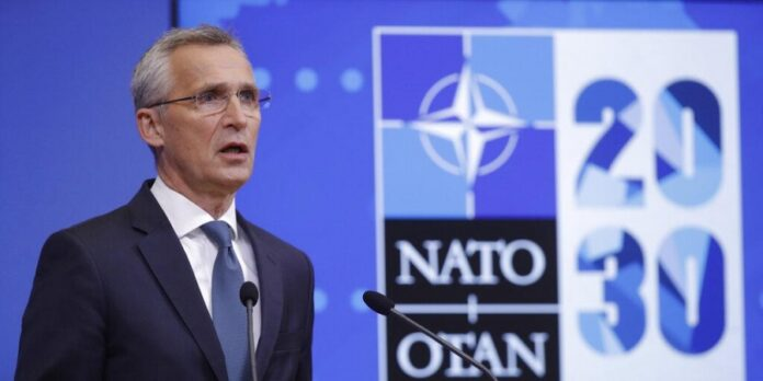 Important to 'strengthen' common policy on China, said NATO chief