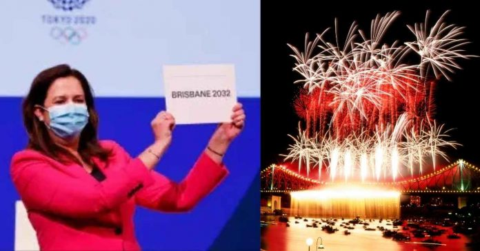 History made as 2032 Olympics secured for Queensland