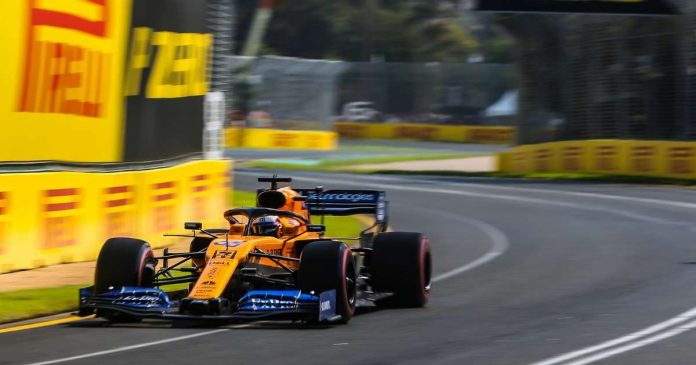 Pandemic Forces Cancellation Of 2021 F1 Grand Prix