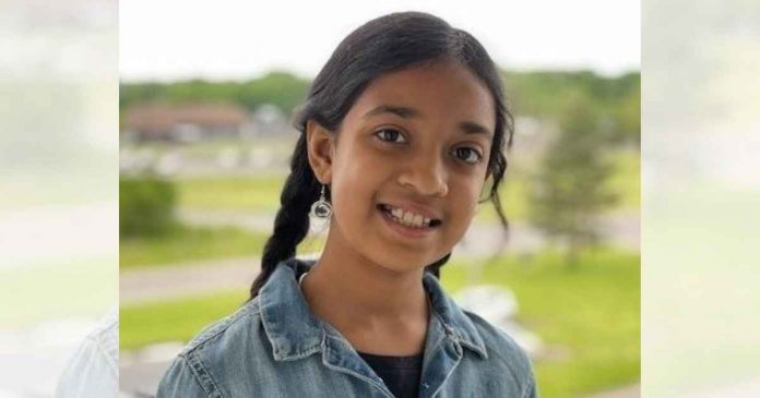 Indian American girl in Johns hopkins worlds brightest list