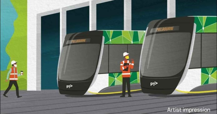 Maidstone Home to Melbourne's Next Generation Trams