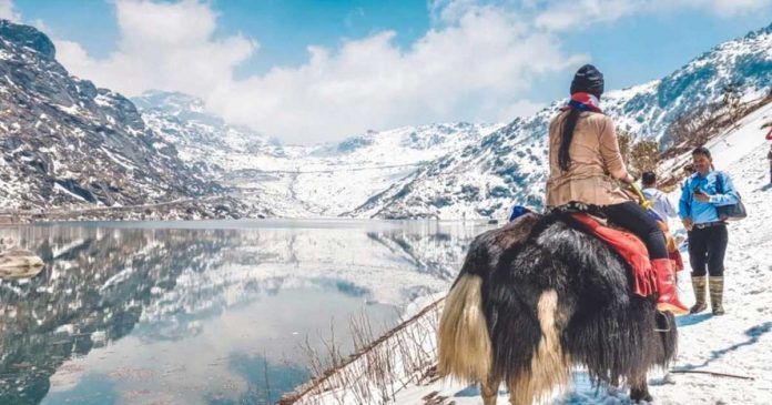 Sikkim the Most Renowned Vacation Location of North East Asia