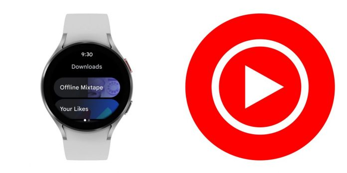 YouTube Music now available on Google & Samsung's new WearOS platform
