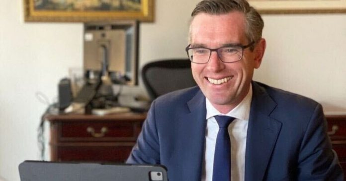 NSW state announces new premier